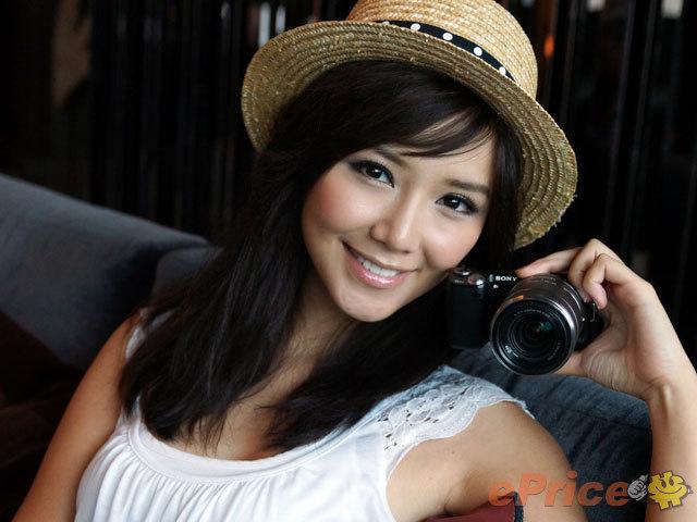 Elva Ni @ Sony A77、NEX-7 相機發佈會