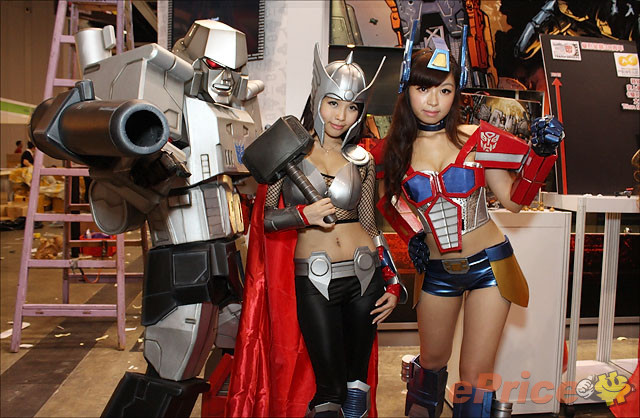 動漫電玩節 2013 活動預覽