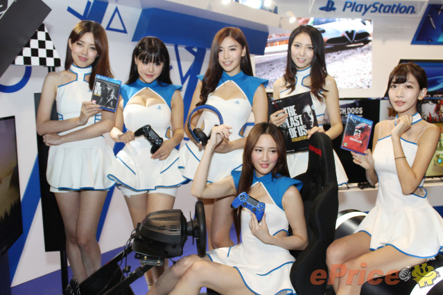 大堆頭 Show Girls PS4、Xbox 夾實動漫節
