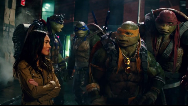 明年暑假上映  《忍者龜:魅影突擊》預告登場