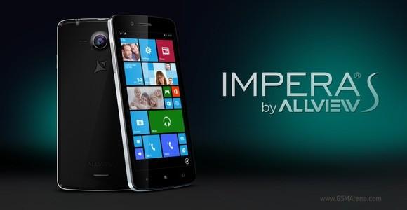 東歐新勢力!AllView WP8.1 手機、平板 3 機齊發