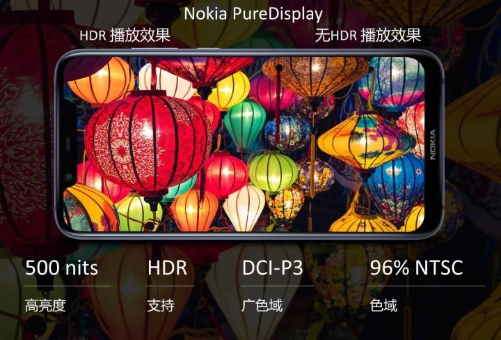 主打大陸市場 中階旗艦 Nokia X7 用 SD710 蔡司雙鏡