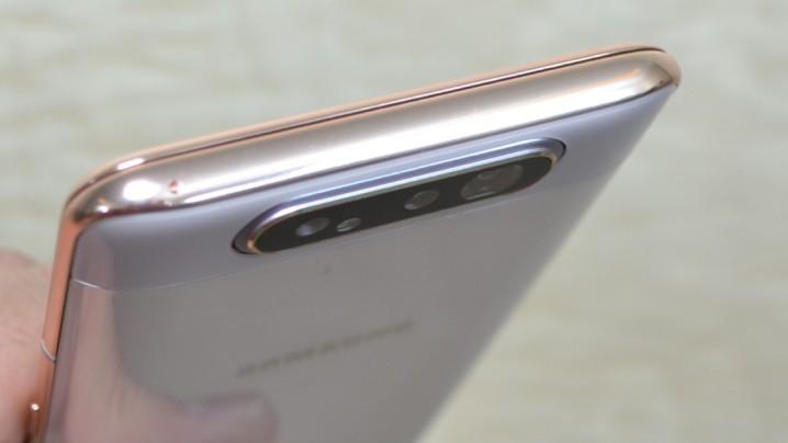 拍人自拍都好用:Samsung Galaxy A80「三鏡頭翻轉相機」大玩創意 - 9
