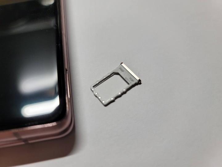 手機只設單卡