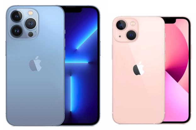 $5000 消費劵二期開催! iPhone 13 系列網絡商現貨出機上台最抵推介-2