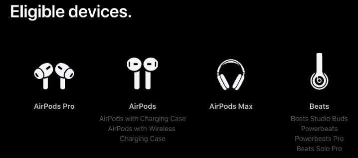 多款 AirPods、Beats 耳機  可享 Apple Music 半年試用-1